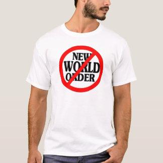 STOP NWO T-Shirt