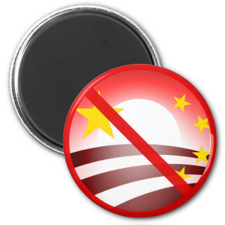 Stop Obammunist Socialism Magnet