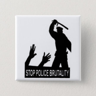 stop police brutality button