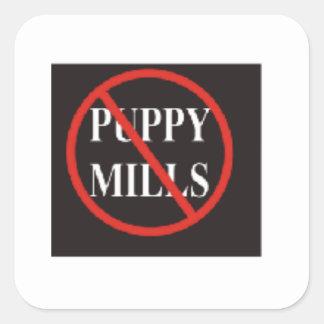 STOP PUPPY MILLS STICKERS