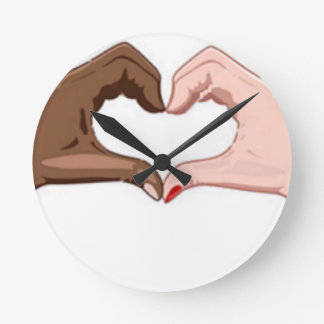 Stop Racism Clocks