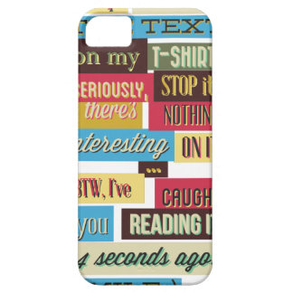 stop reading the texts, cool fresh design case for the iPhone 5
