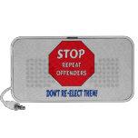 Stop Repeat Offenders Travel Speaker