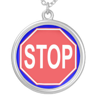 STOP SIGN JEWELRY