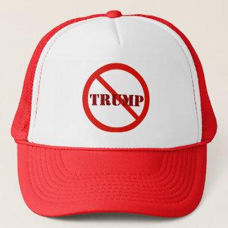 Stop Sign Red STOP TRUMP 2016 Elections Republican Trucker Hat