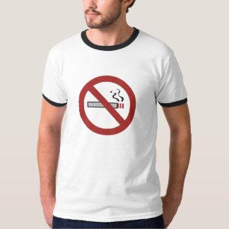 Stop Smoking Cigarette Custom T-shirts
