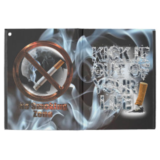 "Stop Smoking iPad Pro 12.9"" Case"