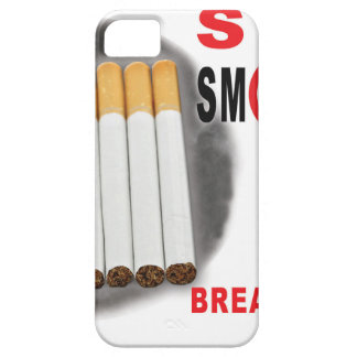 Stop Smoking Reminders - No More Butts Barely There iPhone 5 Case