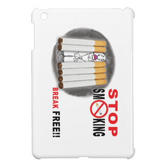 Stop Smoking Reminders - No More Butts iPad Mini Case
