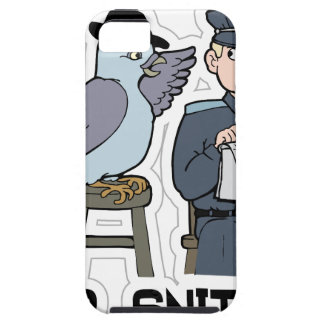 stop snitching pigeon iPhone 5 cases