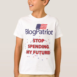 Stop Spending My Future! T-Shirt