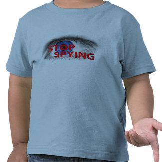 Stop Spying T Shirt