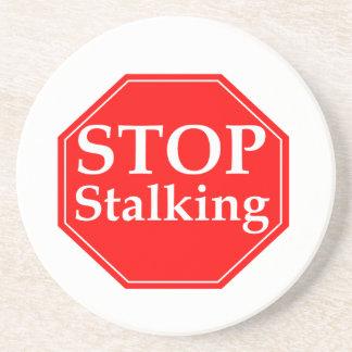 Stop Stalking Coaster