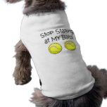 Stop Staring At My Balls (Tennis Balls)