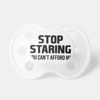 Stop Staring Dummy