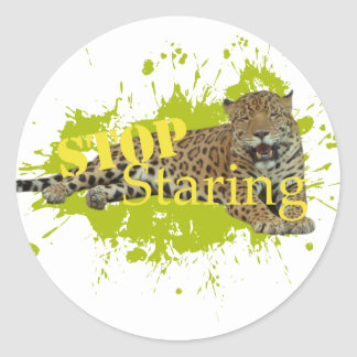 stop Staring Stickers