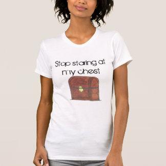 Stop staring t shirt