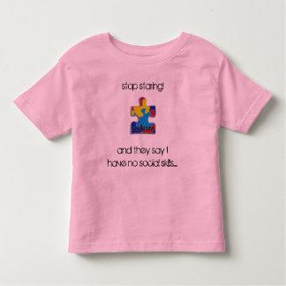 Stop staring toddler T-Shirt