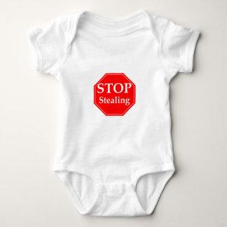 Stop Stealing Baby Bodysuit