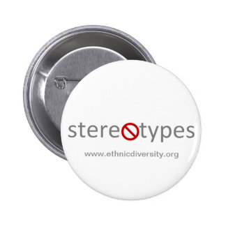 Stop Stereotypes Pin