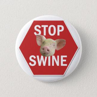 Stop Swine Button