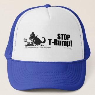 Stop T-Rump Baseball Cap