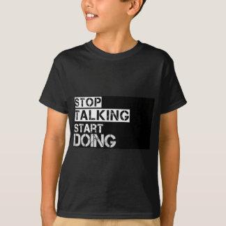 Stop_talking T-Shirt