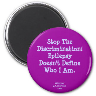 Stop The Discrimination! Magnet
