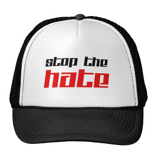 Stop the Hate Hat