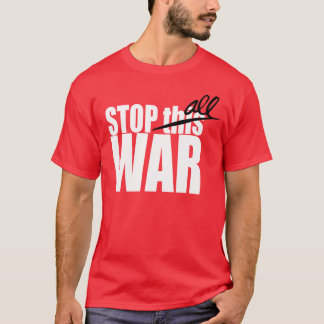 Stop this War T-Shirt