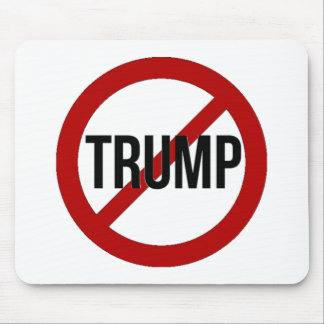 Stop Trump Mouse Pad