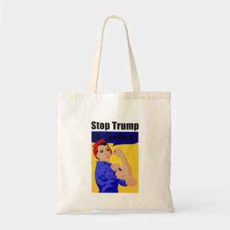 Stop Trump We Can Do It! Tote Bag
