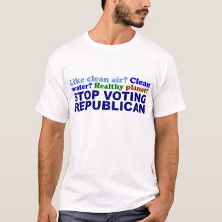 STOP VOTING REPUBLICAN T-Shirt