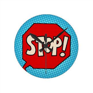 Stop Wallclock