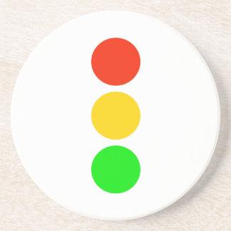 Stoplight Colors Coaster