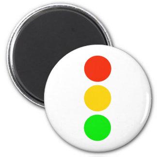 Stoplight Colors Magnet