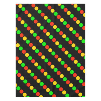 Stoplight Colors Tablecloth