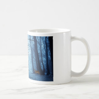 Stopping By The Woods by: Robert Frost Coffee Mug