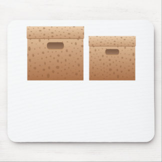 Storage Boxes Mouse Pad