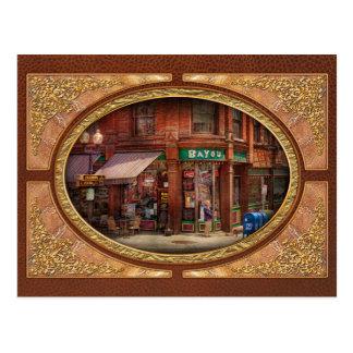 Store - Albany, NY -  The Bayou Postcard