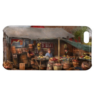 Store - Fruit - Grand dad's fruit stand 1939 iPhone 5C Case