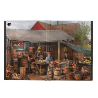 Store - Fruit - Grand dad's fruit stand 1939 Powis iPad Air 2 Case