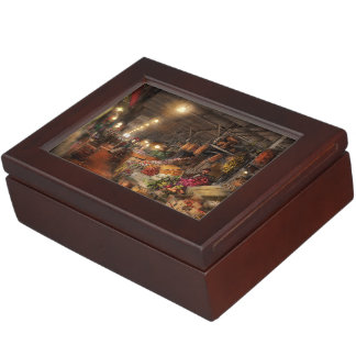 Store - Grocery - The first superstore 1922 Keepsake Box