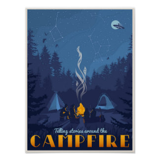 Stories by the Campfire Poster