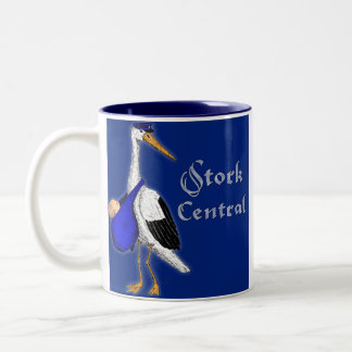 Stork Central Mug