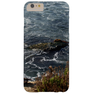 Stork Themed, Storks Watching The Tidal Waves From Barely There iPhone 6 Plus Case