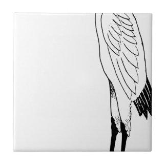 Stork Tile
