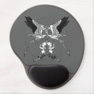 Storks and Satyrs Gel Mousepad