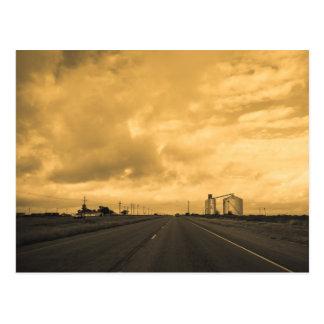 Storm Ahead Postcard