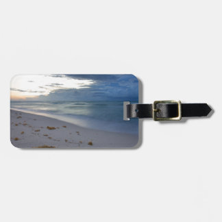 Storm Approaching Miami Beach Luggage Tag